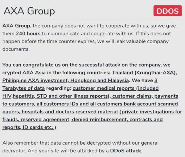axa group notice hackread 600x509 1