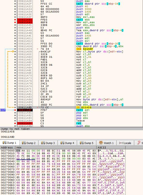 decoding algo1
