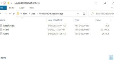 zip folder content bleepingComputer 600x295 1