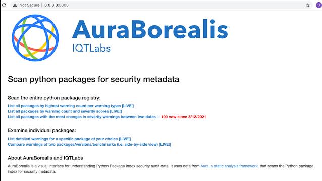 AuraBorealisApp 1 auraborealis homepage ui 755385