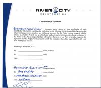 River City Construction victim