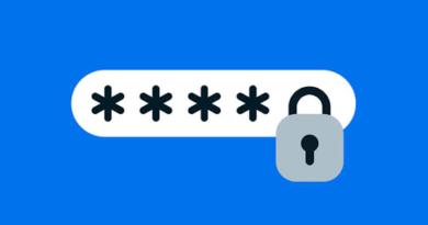 secure password